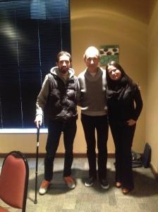 Con Javi y Joe La Barbera Baterista de Bill Evans