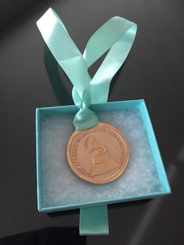 Medalla de nominación! :)