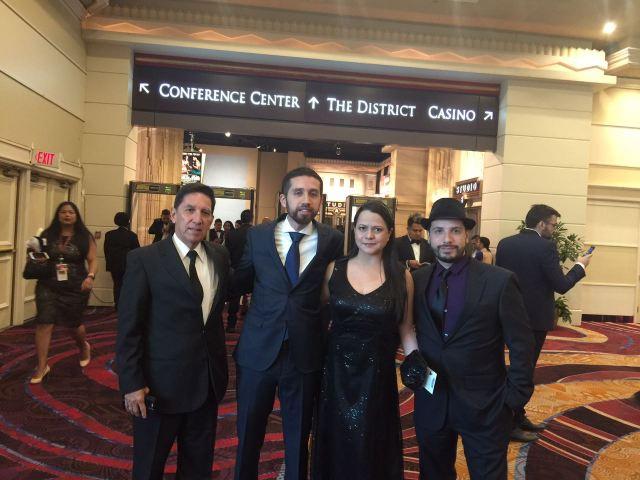 En los Latin Grammy :)