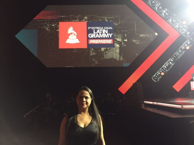 Ceremonia previa del Latin grammy